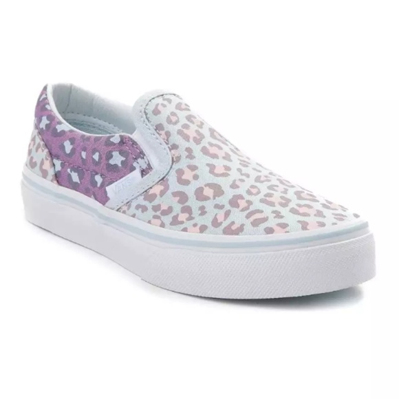 51646e0276 GIrls Vans Slip On Skate Shoe. M 5b0b0d3f61ca1039541d32f6